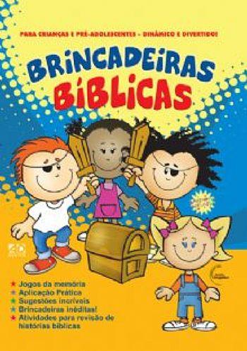 BRINCADEIRAS BIBLICAS