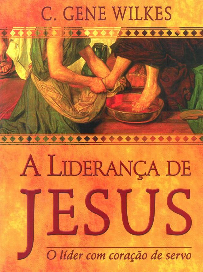 A LIDERANÇA DE JESUS - COD 1408