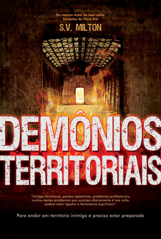 DEMÔNIOS TERRITORIAIS - COD 0642
