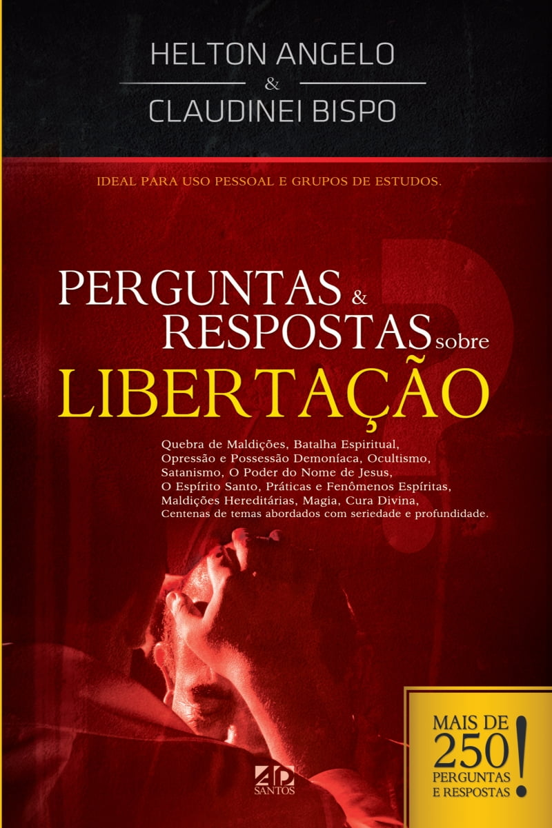 PERGUNTAS E RESPOSTAS SOBRE LIBERTAÇÃO - COD 0689