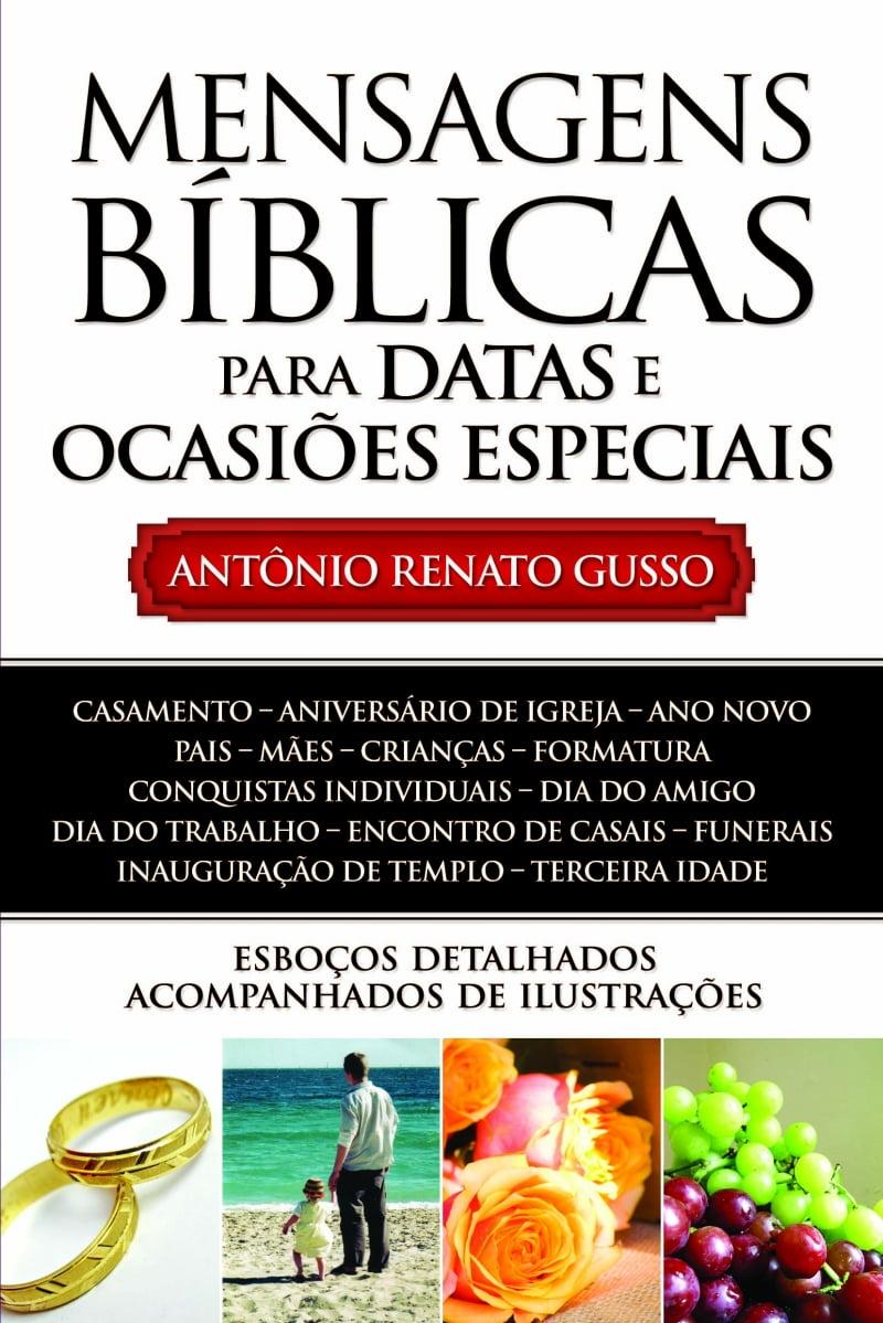 MENSAGENS BÍBLICAS SELECIONADAS P DATAS E OCAS. ESPECIAIS