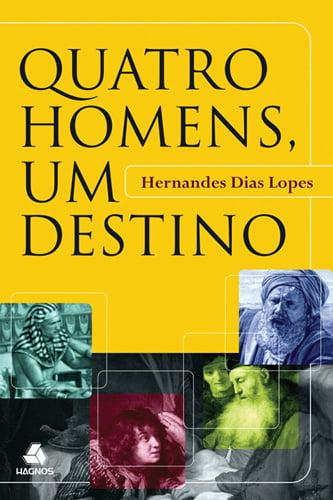 QUATRO HOMENS, UM DESTINO - COD  01014