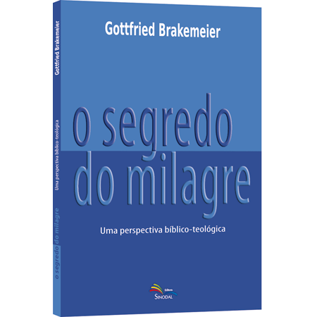O SEGREDO DO MILAGRE - COD 1222