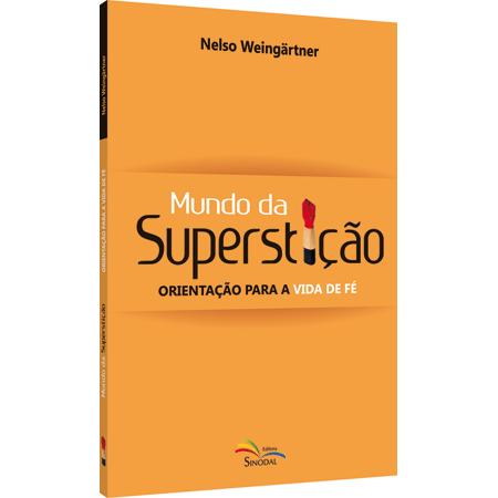 MUNDO DA SUPERSTIÇÃO - COD 1216