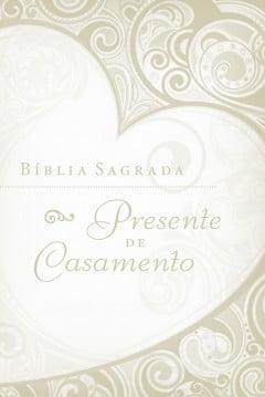 BÍBLIA PRESENTE DE CASAMENTO - COD 1809