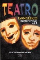 TEATRO EVANGÉLICO - HUMOR CRISTÃO VOL. 1 cod 707