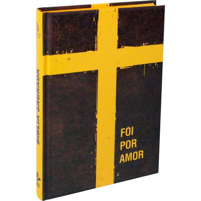 Bíblia Sagrada - capa dura - Amor