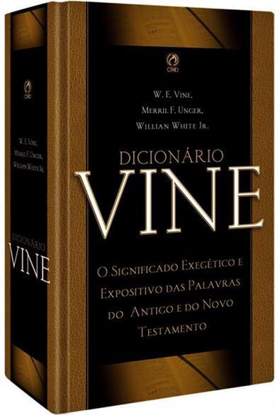 DICIONÁRIO VINE - COD 1964