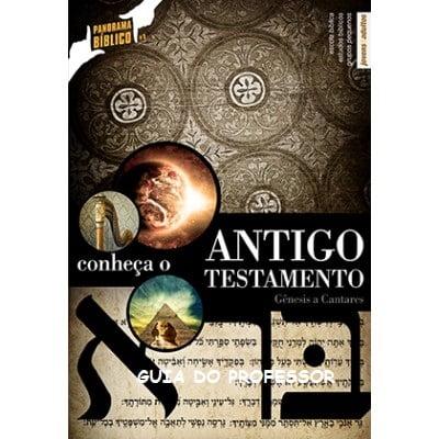 CONHEÇA O ANTIGO TESTAMENTO VOL. 1 - PROFESSOR