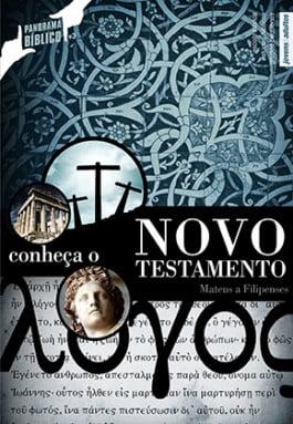 CONHEÇA O NOVO TESTAMENTO VOL.1 - Revista de Ensino Bíblico do Aluno
