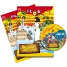 PLUG KIDS 03 - UM LÍDER ESPECIAL - REVISTA DE ENSINO BÍBLICO DO PROF.