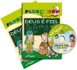 PLUGUINHO 02 - DEUS É FIEL - KIT DO PROFESSOR