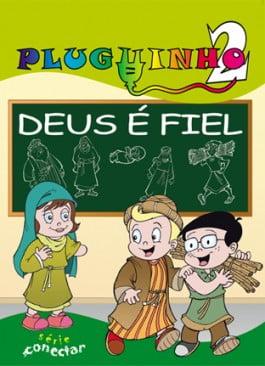 PLUGUINHO 02 - DEUS É FIEL - Revista de Ensino Bíblico do Aluno
