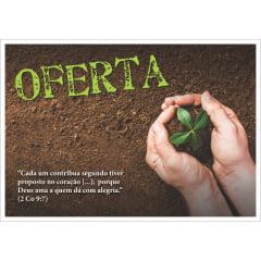 ENVELOPE PARA OFERTA -NOVO- PCT. C/ 50 UN