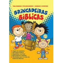 BRINCADEIRAS BIBLICAS - COD. 0624