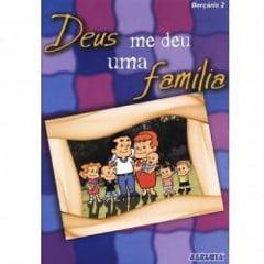 Rev. 2- Berçário - PROFESSOR - Deus me Deu Uma Família