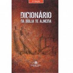 Dicionário da Bíblia de Almeida – EA963DBA