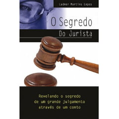 O SEGREDO DO JURISTA - COD. 589
