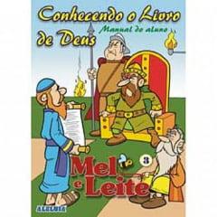 Rev. Mel e Leite 3 - Conhecendo o Livro de Deus - aluno