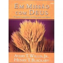 EM MISSÃO COM DEUS - COD 00735