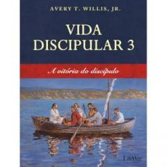 VIDA DISCIPULAR 3 -  A VITÓRIA DO DISCÍPULO COD 738