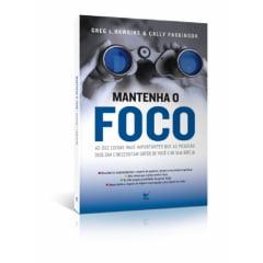 MANTENHA O FOCO - COD 00819