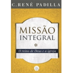MISSÃO INTEGRAL - COD 00884