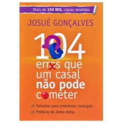 104 ERROS QUE UM CASAL NÃO PODE COMETER - COD 730