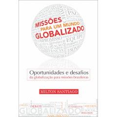 Missões para um mundo globalizado - cod 01154