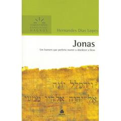 Comentarios Expositivos Hagnos - Jonas