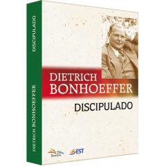 DISCIPULADO - DIETRICH BONHOEFFER - COD 1206
