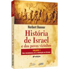 HISTÓRIA DE ISRAEL E DOS POVOS VIZINHOS VOL 1 - COD 1210