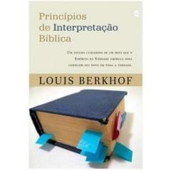 PRINCÍPIOS DE INTERPRETAÇÃO BÍBLICA - COD 01301