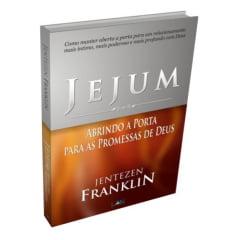 JEJUM - ABRINDO A PORTA PARA AS PROMESSAS DE DEUS - COD 01328