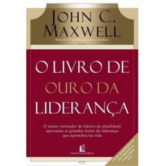 O LIVRO DE OURO DA LIDERANÇA Cod. 1828