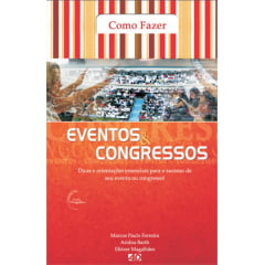 Como Fazer Eventos E Congressos cod 1573