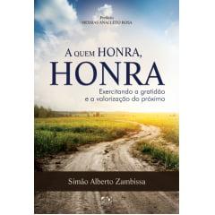 A QUEM HONRA, HONRA cod 612
