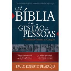 A Bíblia e a Gestão de Pessoas COD 1579