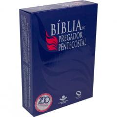BIBLIA DO PREGADOR PENTECOSTAL CP SINT AZUL NOBRE