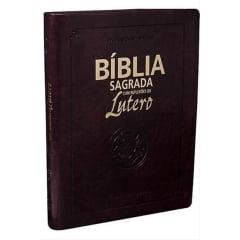 BIB. COM REFLEXÕES DE LUTERO - COD 01031