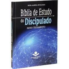 BÍBLIA DE ESTUDO DO DISCIPULADO cod 2084