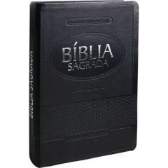 BIB. LETRA GIGANTE CAPA PRETA COM ÍNDICE DIGITAL