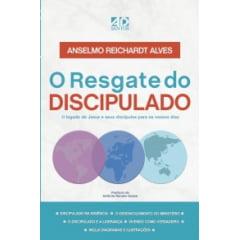 O RESGATE DO DISCIPULADO cod 2063