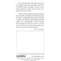 Folhetos para evangelismo - Nunca é Tarde - 6003