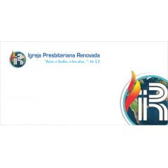 Envelope Ofíco com Logo IPRB pct. 50 unid. 00454