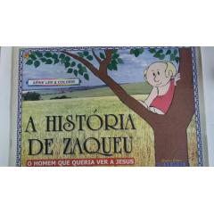 A HISTÓRIA DE ZAQUEU