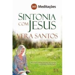 SINTONIA COM JESUS - 365 MEDITAÇÕES cod 2061