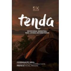 TENDA - DEVOCIONAL SEMESTRAL PARA JOVENS UNIVERSITÁRIOS cod 2057