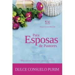 PARA ESPOSAS DE PASTORES - COD 686