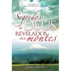 SEGREDOS DE DEUS REVELADOS NOS MONTES cod 2062